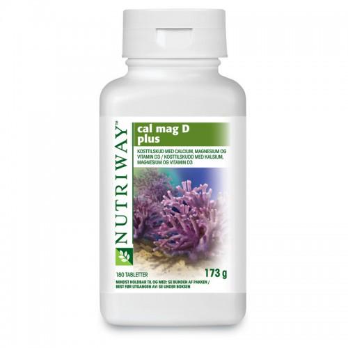Nutriway Cal Mag plus D vitamin